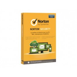 Antivirus Norton 10 postes - 1an