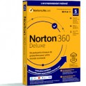 Norton 360  pour 5 postes - 1an