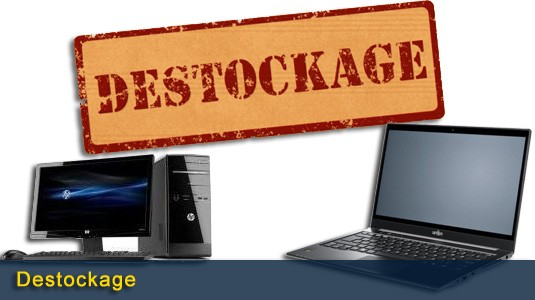 destockage ordinateur portable